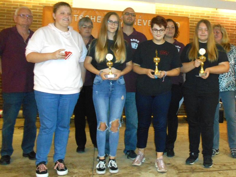 9. Deutsche Jugend-Einzelmeisterschaft 2018